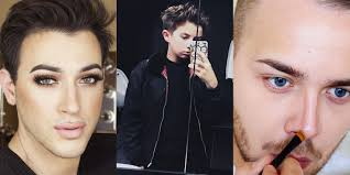 british male makeup artist you