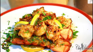 Garlic And Butter Lobster & Shrimp ...