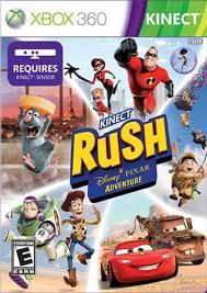 Kinect Rush A Disney Pixar Adventure ...