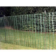 Blue Barrier Fencing Blue Plastic Mesh