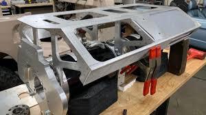 v8 sized ev conversion crate motor