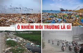 Ô nhiễm môi trường là gì? Thực trạng ô nhiễm môi trường hiện nay