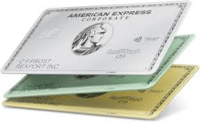 corporate credit cards from american
