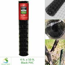 Agriculture Forestry 14 Gauge Galvanized Steel Silver X 100 Ft Everbilt Welded Wire Fence 4 Ft Rammstein Ee