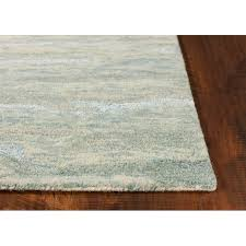 bonaparte hand tufted seafoam area rug