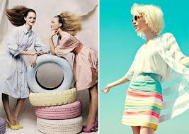 how to wear pastels fashion trends