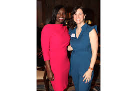 Women's Sports Museum celebrates with preview center launch party - Angel  Williams and Janelle Wells | Your Observer