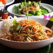 recette pad thaï nouilles de riz