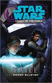 Amazon | Star Wars: Legacy of the Force IV - Exile | Aaron Allston ...