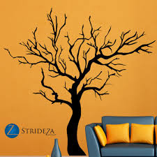 Tree Wall Decal Tree Decal Tree Of Life Winter Tree Decal Tree Art Print Tree Vinyl Decal Tree Vinyl Wall Decal Tree Art D00095 Tree Wall Decal Tree Wall Painting Tree