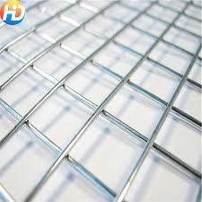Hot Dipped Galvanized Welded Wire Mesh Fence Chicken Wire Fencing Panels Buy Welded Wire Mesh Square Wire Mesh Fence Galvanized Steel Wire Mesh Panels Product On Alibaba Com
