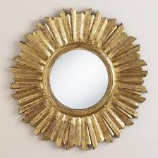 beautiful sunburst mirrors for unique