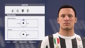 Rodrigo Bentancur - Juventus FC - Fifa 18 - Create Face - YouTube