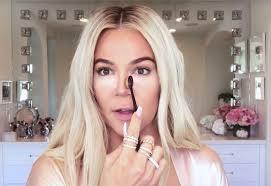 khloe kardashian defends her contour