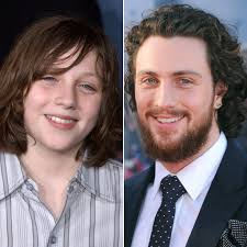 Aaron Taylor-Johnson From Child Star to Hot Actor | POPSUGAR ...