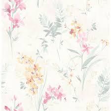 henrietta pastel fl wallpaper