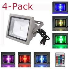 50w waterproof led security flood light