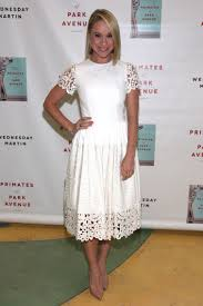Becca Tobin at 'Primates of Park Avenue' by Dr. Wednesday Martin Release  Event