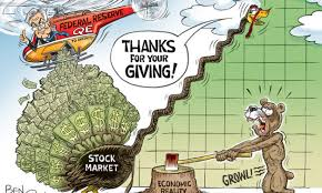 Federal Reserve Thanksgiving | Leave The Plantation Organization