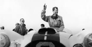 What a legendary race car driver taught me about growth and life