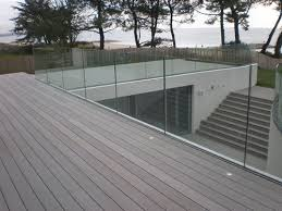 China Aluminum Glass Balustrade Design For Outdoor Deck China Aluminum Balustrade Glass Balustrade