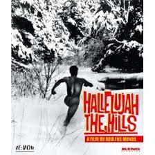 Adolfas Mekas - Hallelujah the Hills Blu-ray