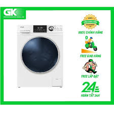 ELHAL5 giảm 7% tối đa 1TR] DH1050C W - MIỄN PHÍ CÔNG LẮP ĐẶT - Máy giặt sấy  AQUA 10kg AQD-DH1050C W