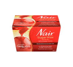 sugar apple nair wax hair removal