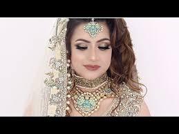 walima asian bridal hair makeup you