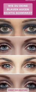 prom makeup blue eyes and you are