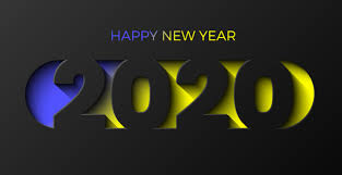 Image result for happy new year 2020 calendar gif