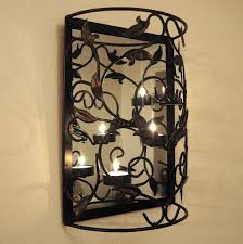 china wall mounted metal candle holder