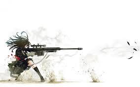anime sniper wallpaper 60194