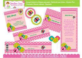 Etiquetas Para Editar E Imprimir Gratis De Mariposa Para Botellas