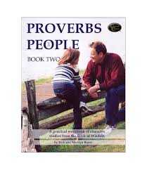 Level 4 Proverbs People Book 2 Character Concepts