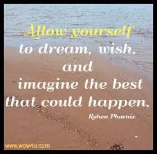 dream quotes inspirational words of wisdom