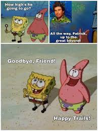 my heart and condolences go out to stephen hillenburg who passed