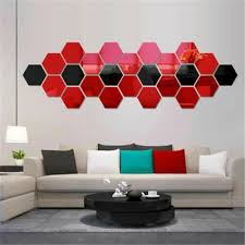 High Quality Square Mirror Tile Wall Stickers 3d Decal Mosaic Home Decor 7 10 16 Pcs 15 15cm Buy At A Low Prices On Joom E Commerce Platform