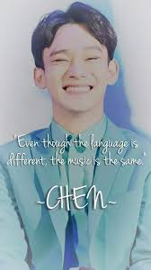 chen quote chen exo hd backgrounds