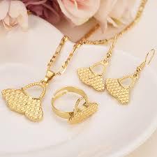 l gold color png pendant necklace