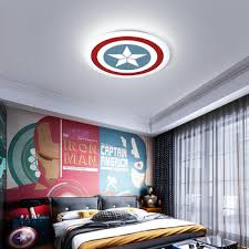 Modern Led Ceiling Lights For Children S Room Bedroom Boy S Kids Room Light Fixtures Children S Ceiling Lamp Lamparas De Techo Buy At The Price Of 125 00 In Aliexpress Com Imall Com