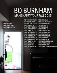 bo burnham tour
