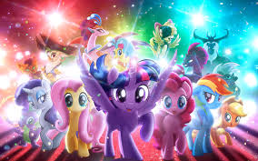 my little pony wallpapers top free my