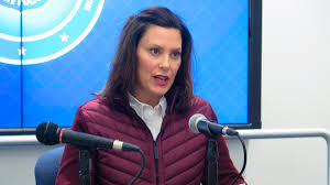 Gretchen Whitmer takes on Trump as coronavirus cases rise in ...