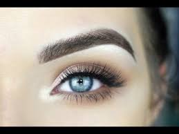 how to apply eye shadow according to