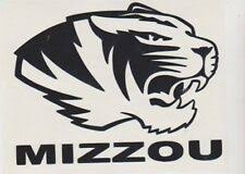 University Of Missouri Mizzou Tigers Gold Iron On Decal For Shirts For Sale Online Ebay