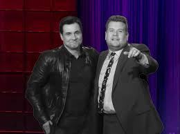 Adam Ferrara Performs Stand Up on the Late Late Show - The Interrobang