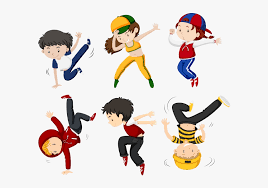 Just Dance Picture Of Someone Dancing Clip Art Talent - Hip Hop ...