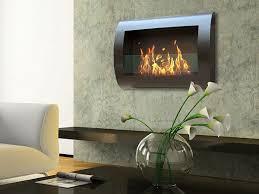 chelsea wall mount indoor fireplace