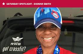 Saturday Spotlight: Dionne Smith - Team RWB